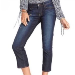 Lucky Brand Lola Ankle Crop Jean